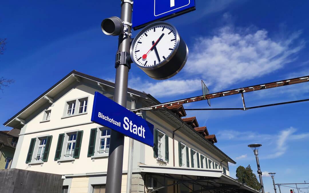 Bahnhof Bischofszell